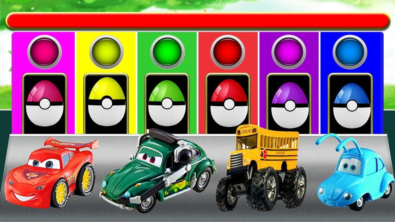 disney pixar cars surprise egg toys for children kinder. Black Bedroom Furniture Sets. Home Design Ideas