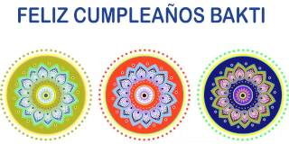 Bakti   Indian Designs - Happy Birthday
