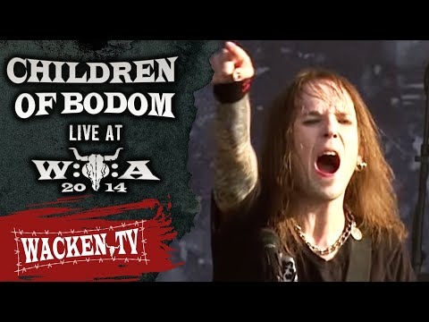 Children of Bodom - 3 Songs - Live at Wacken Open Air 2014 mp3