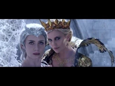 THE HUNTSMAN & THE ICE QUEEN - A Look Inside [HD]