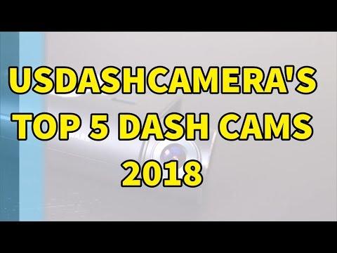 Top 5 Dash Cameras 2018