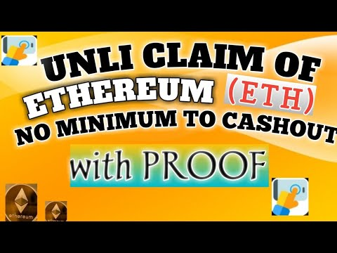 NEW DISCOVERED APP! UNLIMITED CLAIM OF FREE ETHEREUM (ETH) W/ PROOF