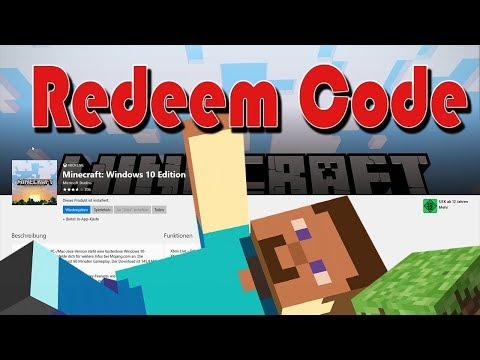 minecraft amazon code einlösen 2019