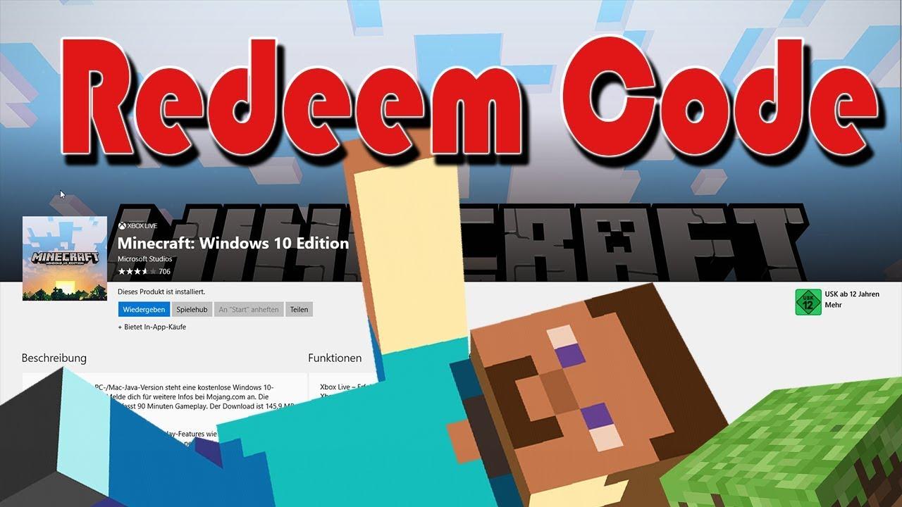 Buy Minecraft License Code | Region Free Windows 10 ...