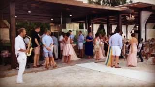 Wedding Palapa Juanillo, live music band, Punta Cana (Dominican Republic)