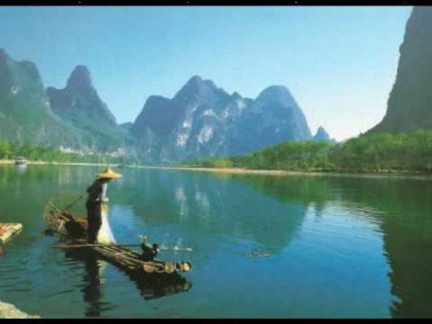 【Guilin】Travelling China with Ron Korb's Courtship Song