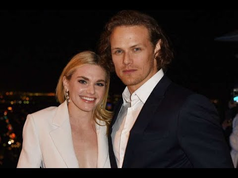 'Outlander' Hunk Sam Heughan Spotted With Secret Love Mackenzie Mauzy At Comic Con