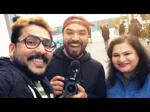 Alserkal Avenue Art fest Al Quoz Dubai/ Met Khalid Al Ameri