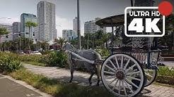 ❰4K❱ Walking from CCP to Luneta Park via Baywalk Roxas Blvd