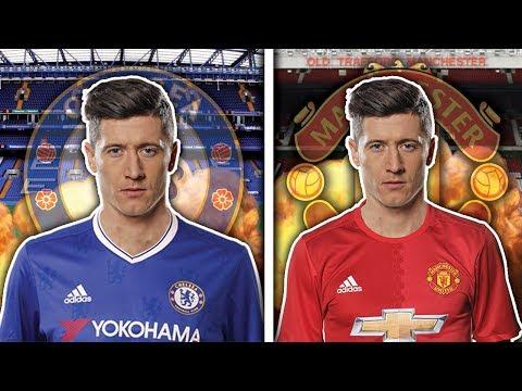 BREAKING: Robert Lewandowski In Talks With Chelsea & Manchester United | Transfer Talk
