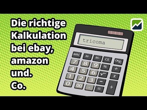 tricoma Blog - Produktpreise kalkulieren für ebay, amazon, hood etc.