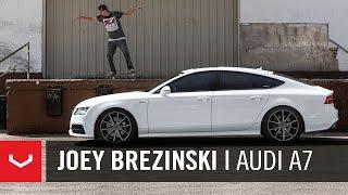 Joey Brezinski's AWE Tuning Audi A7   Vossen