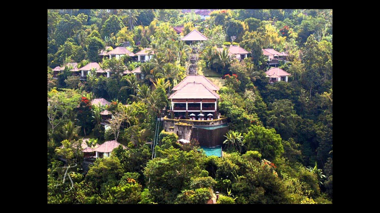Ubud Hanging Gardens Bali Indonesia