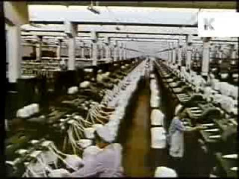 Early 1970s China Heavy Industry, Factories, Workers - Rare Colour Footage