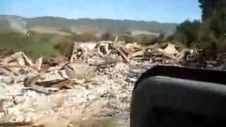 Разрушенное осетинами уже после завершения боевых действий грузинское село Курта. Август 2008(Русско-грузинская война 2008 года. Разрушенное осетинами уже после завершения боевых действий грузинское..., 2013-12-19T02:00:28.000Z)