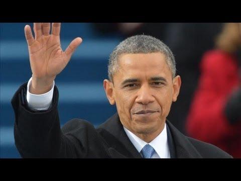 Barack Obama 2013 Inauguration Speech - Full Speech - Second Inauguration