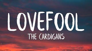 The Cardigans - Lovefool (Lyrics)