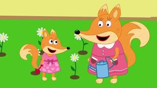 Fox Family Сartoon for kids full episode #108