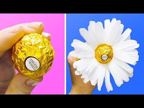 15 EASY DIY FLOWERS YOU WILL WANT TO MAKE YOURSELF