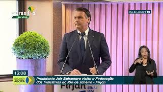 Cerimônia de Entrega da Medalha do Mérito Industrial do Estado do Rio de Janeiro