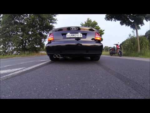 1000HP Launch Control... Audi RS4! This Car Is A Beast