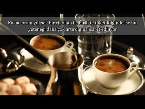 Türk Kahvesinin Faydaları   YOK ARTIK !