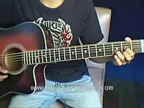 Love Me Tender (of Elvis Presley, by www.GuitarTutee.com)