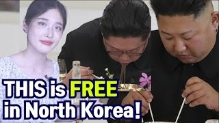 THIS is for Free in North Korea!