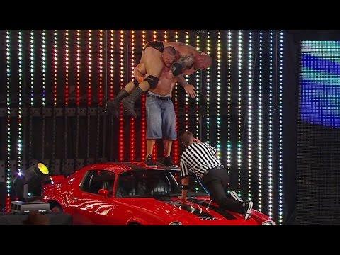 john cena vs batista    WWE  i Quit Match full show 2016