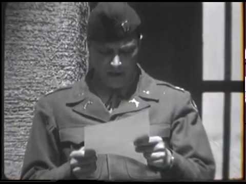 WW II:  War Criminals Hanging Lansberg Germany  1946