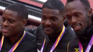 IAAF Worlds: Tori Bowie wins 100m, Tomas Walsh aces shot put on Day 3