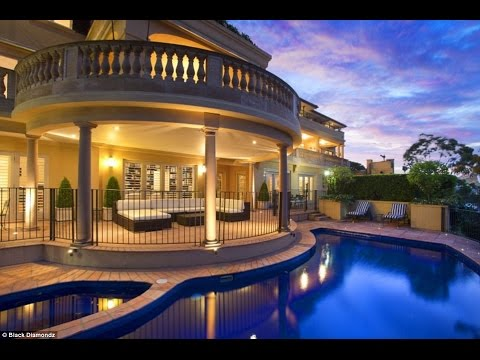 This Is What $40 MILLION Gets You In The Sydney Property Market: Opulent Mansion 'Mandalay' Sells