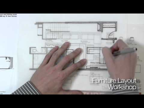 Furniture Layout Workshop - Live in Calgary