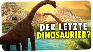 Mokele Mbémbé - Der letzte lebende Dinosaurier?   ExoMagazin