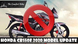Honda CB150F 2020 Model Update Update || New Price List Of Honda Bikes