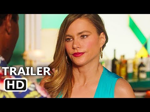THE FEMALE BRAIN   2018 Sofía Vergara, James Marsden Comedy Movie HD