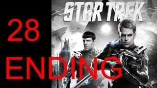 Star Trek ending + final boss gameplay walkthrough part 27 let