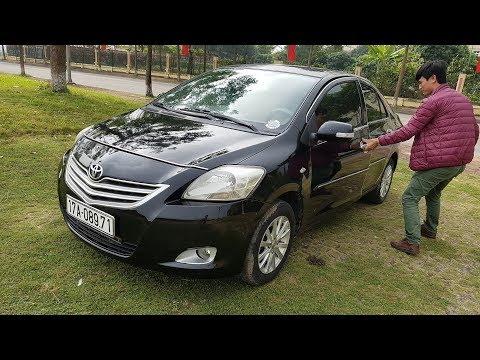 Toyota Vios 2010 nâng độ kín xe (đã nhận cọc)
