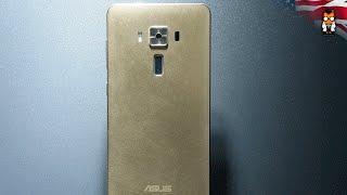 ASUS ZenFone 3 Series Accessory & Special Edition Hands On