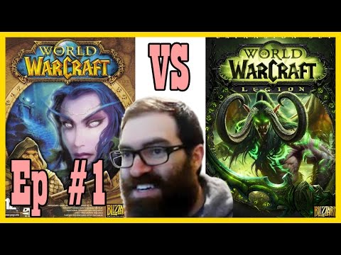 Life-time Vanilla player's first time playing Legion! LEP #1 [World of Warcraft Let's Play]