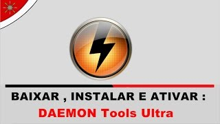 DAEMON Tools Ultra  + CRACK 100% FUNCIONAL