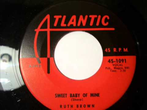 Ruth Brown Sweet Baby Of Mine
