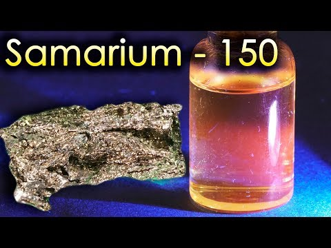 Samarium - A Metal Which HELPS HEAL CANCER!