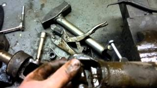 видео Замена сальника редуктора гидроусилителя руля