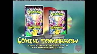 Pokemon The First Movie | Home Video | Television Commercial | 2000