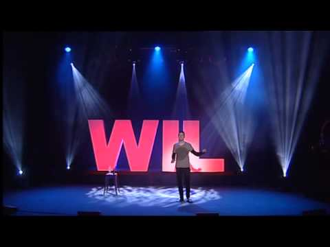 Wil Anderson gives stand-up sample