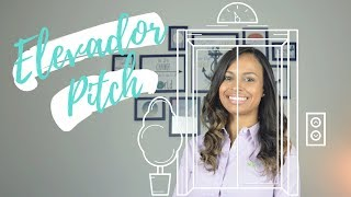 HOW TO CREATE (AND NAIL) YOUR ELEVATOR PITCH | Sous-titré FR 🇨🇭 | Legendado PT 🇧🇷