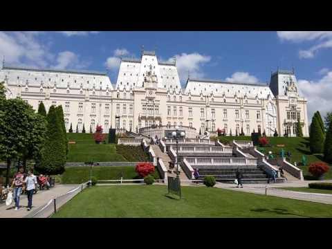 IASI, ROMANIA, Palas mall gardens