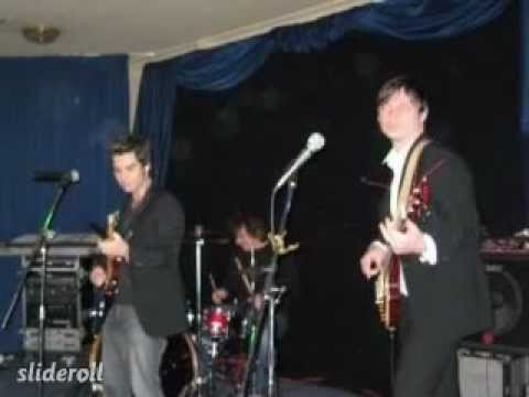 RARE PHOTOS THE STEREOPHONICS WHO TAKE STAGE WITH STUART CABLE CHRISTMAS 2007
