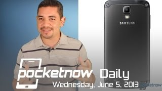 Galaxy S 4 Active announced, HTC One mini photo, Nokia EOS leak & more - Pocketnow Daily